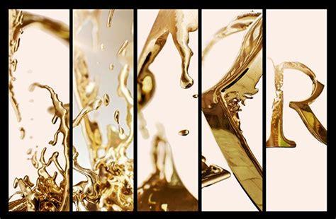 zia priven skeleton l motion branding ripley oro liquido on behance gold