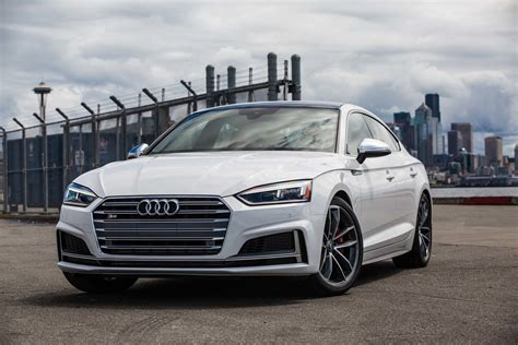 New Audi A5 2018 by 2018 Audi A5 S5 Sportback Drive Review
