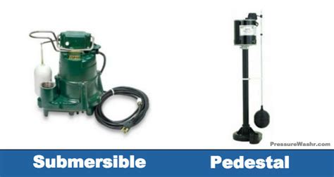 Submersible Vs Pedestal Sump best sump reviews find your sump today
