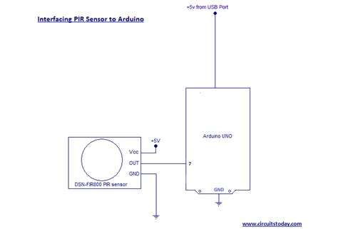 100 circuit diagram of motion sensor for lighting