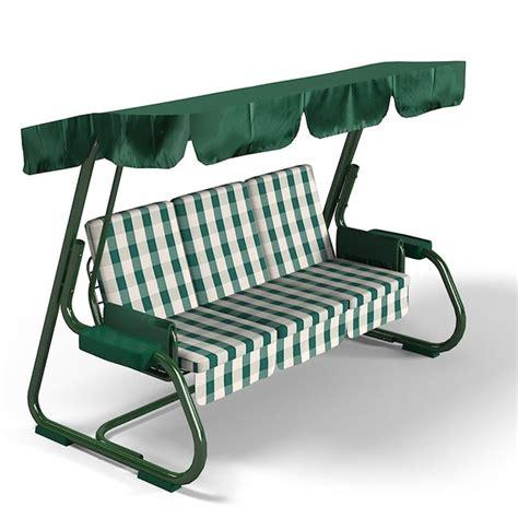 outdoor swing sofa outdoor garden swing sofa 3d obj