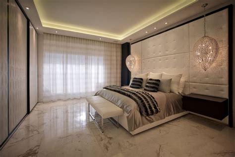 Contemporary Bedroom Interior Design Pepecalderindesign Miami Modern Interior Designers Penthouse Contemporary