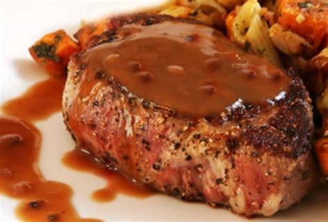 steak au poivre recipe dishmaps