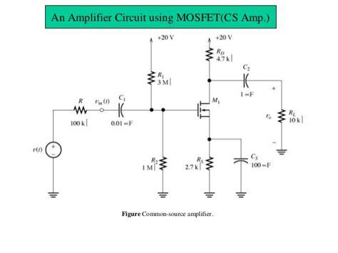 fet transistor ac analysis fet transistor analysis 28 images fet ac analysis part 4 fet 특성 이해 그리고 해석 jfet mosfet 네이버