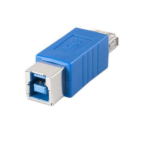 Usb 3 0 To Adapter usb 3 0 adapter usb a to b from lindy uk