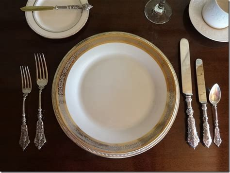 dinner setting how to set your table the victorian way