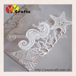 style wedding sea shaped luxury wedding invitation prices