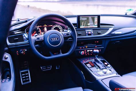 Audi Rs6 Innen by 2016 Audi Rs6 Avant Review Gtspirit