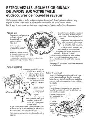 Recette Cuit Vapeur.pdf notice & manuel d'utilisation