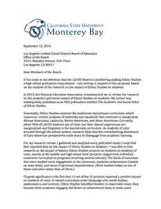 dr sleeter s letter of support ethnic studies now