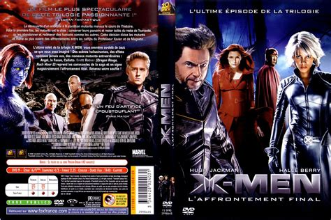 x men l affrontement final film 2006 allocin 233 dvdpascher critique dvd x men 3 l affrontement final