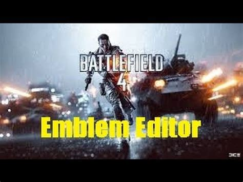 battlefield 4 how to make a clan tag create an battlefield 4 how to customize your emblem portrait and