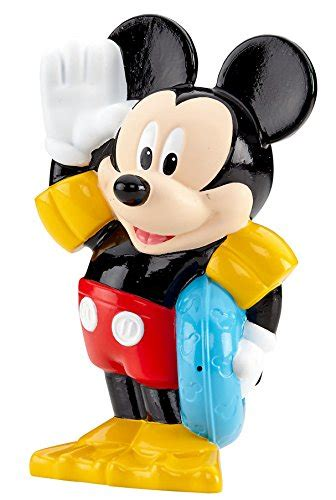 mickey mouse clubhouse bathroom fisher price disney mickey mouse clubhouse bath squirter mickey solar battery net