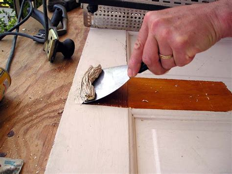 stripping woodwork the silent paint remover project photos tips and