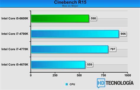 Intel I5 6600k 1 review intel i5 6600k p 225 4 de 9 hd tecnolog 237 a