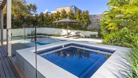 Courtyard Designs by Neptune Spas Narellan Pools