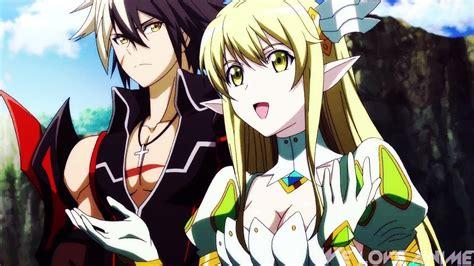 top  actionharem anime   main character