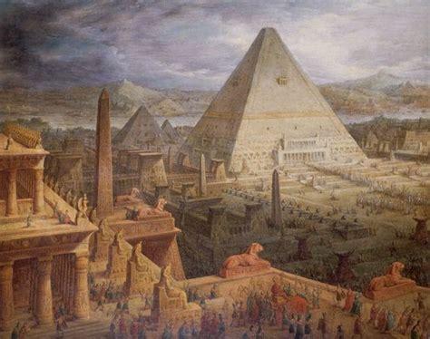 Landscape Architect Facts Illuminate Eliminate Painting Of Ancient