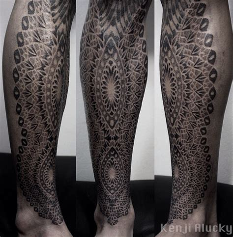 sacred geometry tattoos artist kenji alucky sacred geometry tattoos