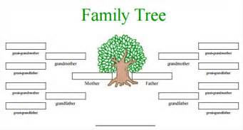 Blank family tree template 31 free word pdf documents download