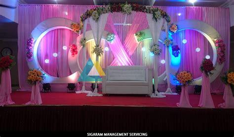 picture decoration wedding decoration at parvathi thirumana nilaiyam