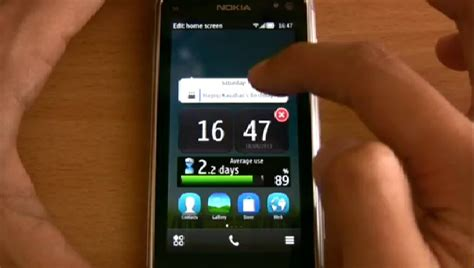tutorial hack nokia n8 demo of symbian belle onto the nokia n8 new features