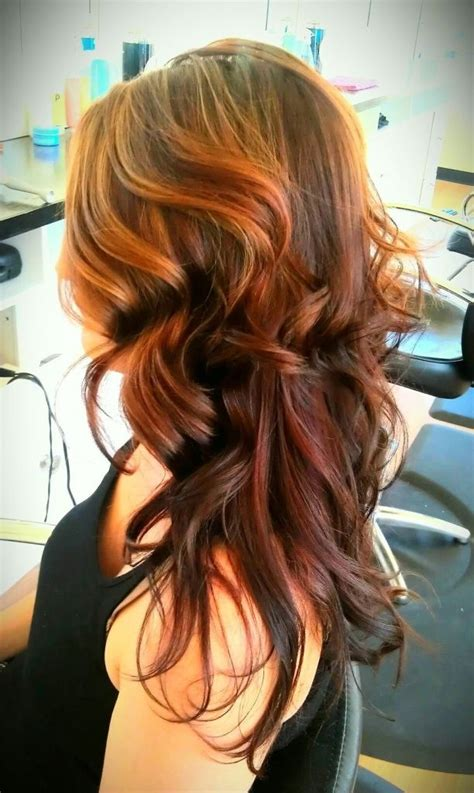 grow out ombre reverse ombre for growing out that dark colored hair into