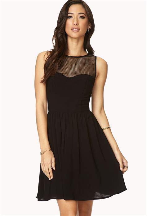 forever 21 black dress nasha bendes