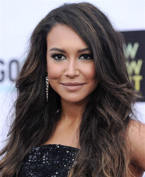 Lip Liner Rivera naya rivera bright eyeshadow makeup lookbook stylebistro