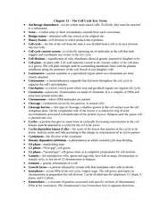 bio review guide finale chapter 6 study guide a tour