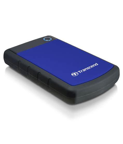 Harddisk Transcend transcend storejet 25h3b 2 tb external disk blue buy rs snapdeal