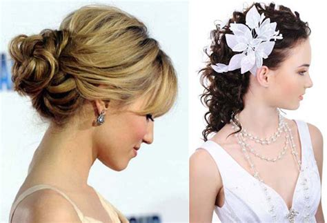 elegant hairstyles for a party best wedding party hairstyles