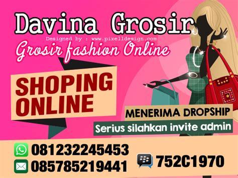 Banner Online Shop/ Toko Online