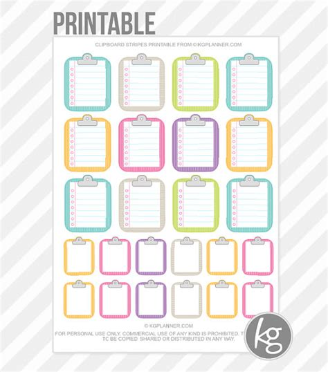 printable stickers pdf 6 best images of erin condren planner stickers free