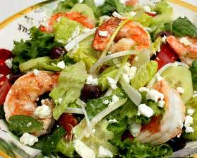 mediterranean shrimp salad wives with knives