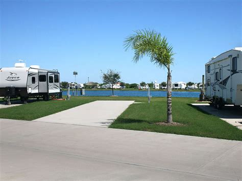 Rv Tx by Lakeside Rv Resort Port Lavaca Cgrounds