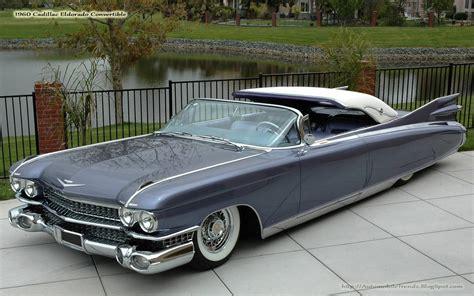 automobile trendz 1960 cadillac eldorado convertible