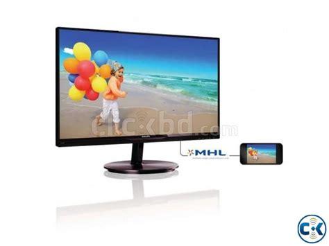 Philips 224e5q 22 Ips Led philips 224e5q 21 5 ah ips led monitor clickbd