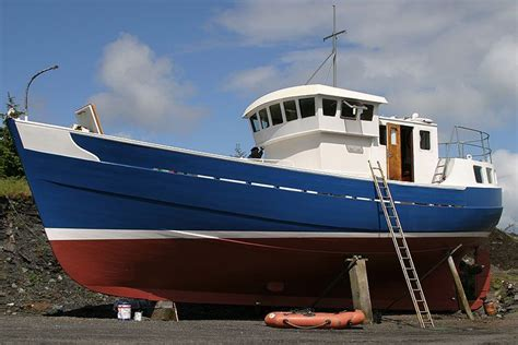 yacht boat information r j prior trawler yacht conversion not for sale details