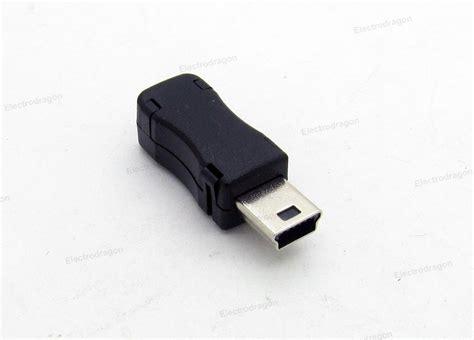 Usb Connector 5kits usb connector kit w plastic variable usb types electrodragon