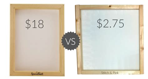 how to frame a print silk screen frame diy diy projects