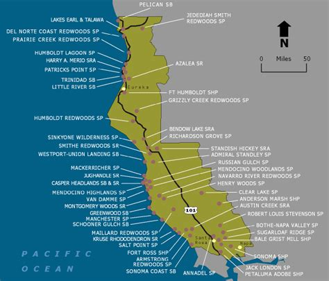 california map coast the syster designs map of california beaches