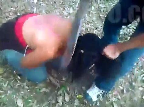 fotos decapitadas sin censura video adolescente zeta decapitada por el cartel del