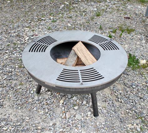 grill feuerschale edelstahl metall werk z 252 rich ag quot grillring quot die edelstahl