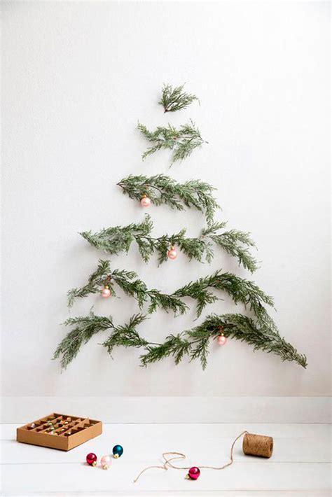 arbol de navidad diferente 10 ideas de 225 rbol de navidad para espacios peque 241 os