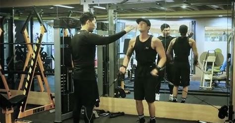 so ji sub workout video so ji sub workout teaser video released for the