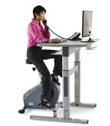 Upright Table Ls Bike Desks Get An At Your Desk Workout 1 Free Accessory