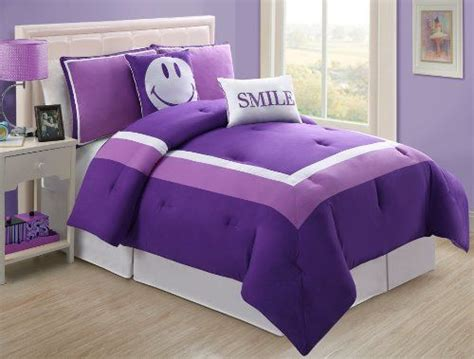 purple twin bed set modern purple twin comforter set for girls purple