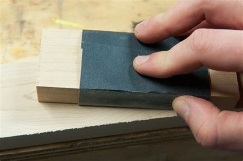 sanding detailed woodwork how to sand wood bob vila