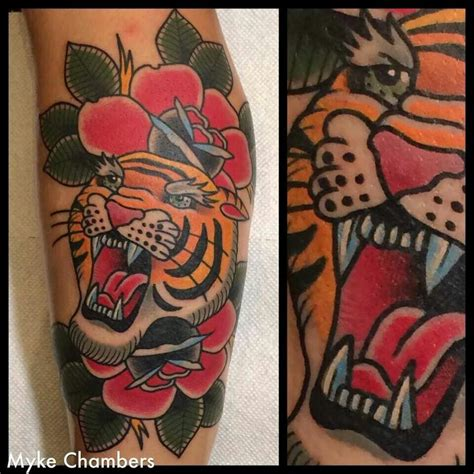 traditional tiger tattoo designs 171 best images about american traditional tattoos on